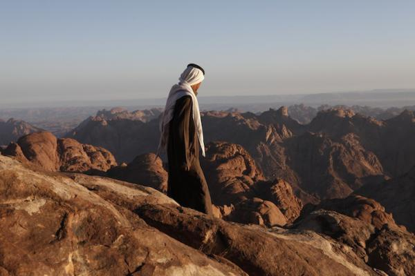 Photo of the Week (06 May 2012) - The View From Mount Sinai, Dahab, Egypt