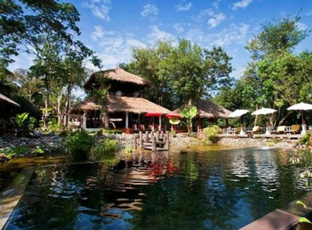 whl.travel ecolodges zen namkhan boutique resort in Luang Prabang Laos 450x332 Five MORE Ecolodges to Plan Your Trip Around