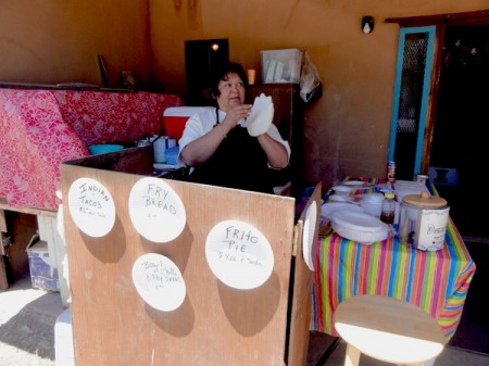 Experiential Mishaps- Taos New Mexico reservation