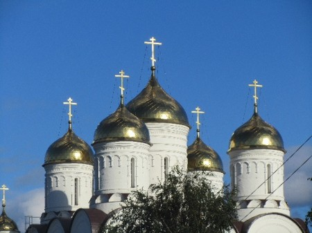 Recycle History - monasteries of Russia