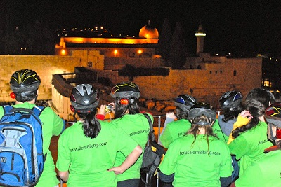Jerusalem Midnight Bike Tour
