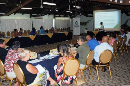 Hotel Link Solutions Workshop, Rarotonga, Cook Islands