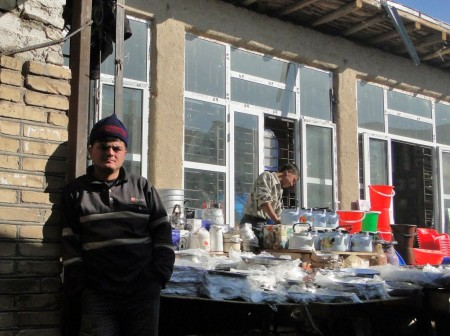 Whether shopping or selling, expect a lot of curiosity and interest from locals in the markets of Uzbekistan