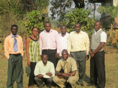 Ecotourism Training Day in Malawi attendees