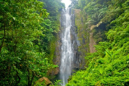 Tunan Waterfall, Manado, Indonesia