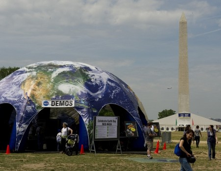 NASA celebrates Earth Day, Kennedy Space Center