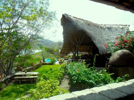 Morgan's Rock, an ecolodge in Nicaragua