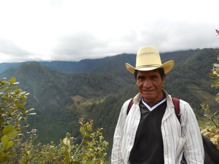 Our four-day trek in Guatemala was led by Nebaj-local Diego, one of the guides at Gias Ixiles, a local tour company