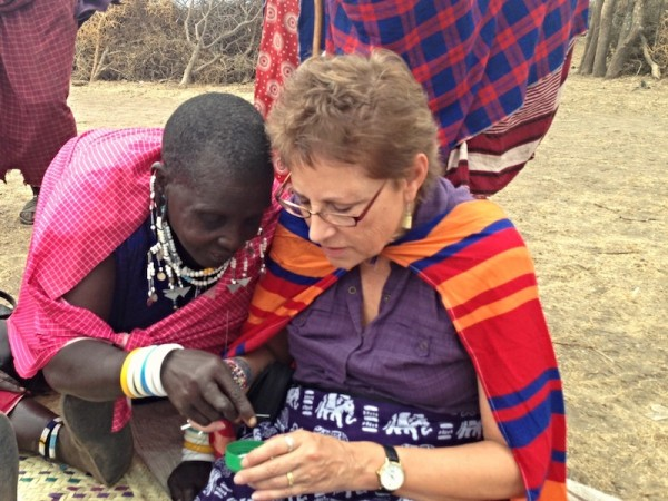 Volunteer with a Masai in Tanzania