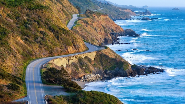 Family travel and road tripping: the California Coast
