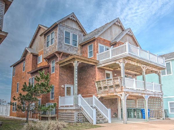 HomeAway vacation rental in Nags Head, Outer Banks, North Carolina