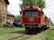 Siaurukas narrow-gauge railway, Lithuania