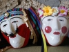 12 December 2010 - \'Boules\' of Naoussa's Carnival Festival in Northern Greece