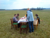 31 January 2010 - Easter morning in the Lithuanian countryside