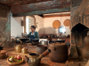 06 December 2009 - A traditional Creole kitchen in Moka, Mauritius