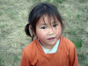 29 November 2009 - A young boy in the countryside of Mongolia