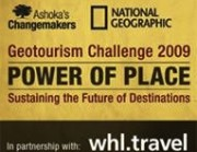 Read Geotourism Challenge 2009, Urban Adventures Prize and Tourdust Scholarship Winners Announced