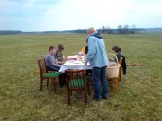 Read Photo of the Week: Easter Morning in the Lithuanian Countryside