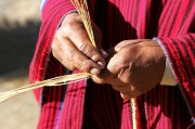 Read Photo of the Week: Hands of a Bolivian Boatbuilder