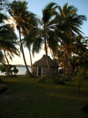 Read Photo of the Week: A Bure on the Island of Nacula, Fiji