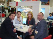 Read WHL Group Finds Promising Warmth at ITB 2010, Both in the Main Space and at the Fringe Travel Event