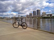 Read Photo of the Week: River by Bike, Brisbane, Australia