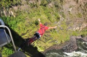 Read Just Jump! Bungee in Victoria Falls, Zimbabwe