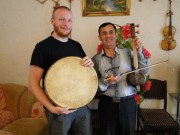 Read I'm with the Band: Sharing Music at Weddings in Bukhara, Uzbekistan