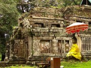 Read Finding Peace on the Sacred Grounds of Wat Phou, Laos