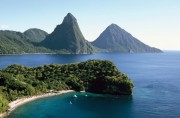 Read Photo of the Week: The Gros and Petit Pitons of St. Lucia
