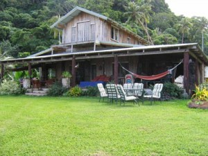 The Epi Island Guesthouse of Vanuatu, a welcome home