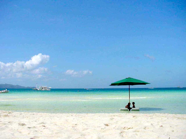 White Beach Is Boracay S