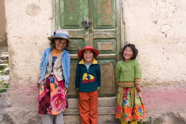 The children of Peru are even more beautiful than the amazing views. In general, the world-famous hospitality of the locals makes visitors feel more than welcome