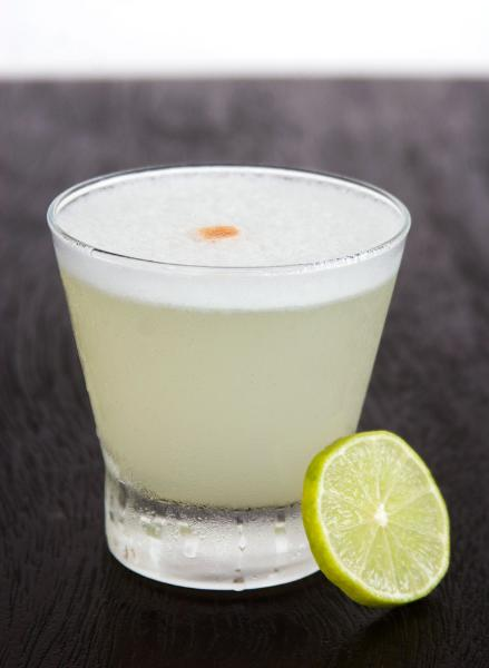 The 'pisco sour' is a national drink of Peru so important that it has its own national day during the first week of February, when this delicious mix is served up all over Lima