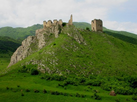A historically significant region of central Romania, Transylvania is a popular destination with hikers and outdoor enthusiasts, but hardly a likely place for celeb spotting
