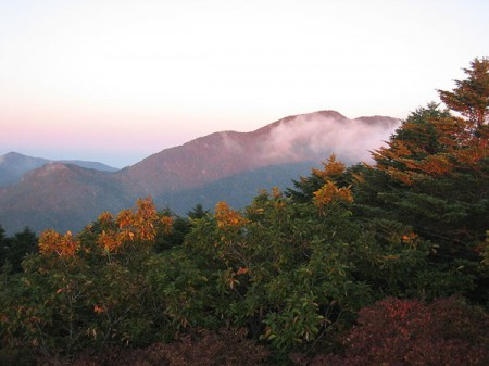 Jirisan is considered one of the most important mountains in South Korea