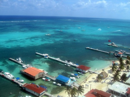 San Pedro on the island of Ambergris Caye in Belize plays host to the annual San Pedro Lobsterfest