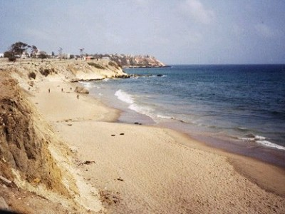 The Corniche of Dakar is a beautiful coastal road that runs the length of the peninsula
