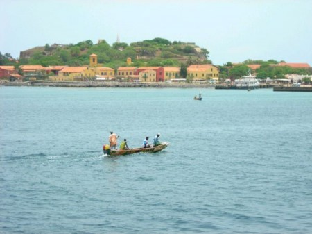 Goree Island is one of Dakar's biggest tourist attractions