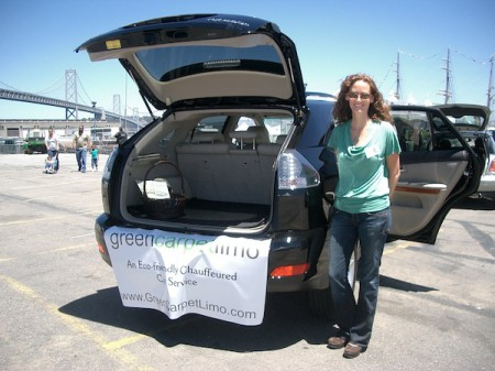 Erin Shields, Founder of Green Carpet Limousine