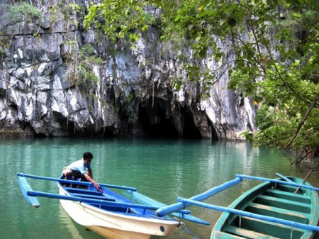 Puerto Princesa Subterranean River National Park, Palawan, Philippines