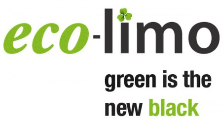 Logo for Eco-Limo, the Green Path Transfers partner in Frankfurt, Germany