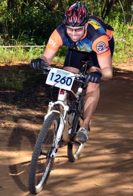Photo of the Week (21 August 2011) - Big Induna Mountain Bike Race, Western Kruger, South Africa