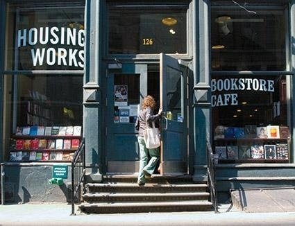 Housing Works Bookstore, New York, NY