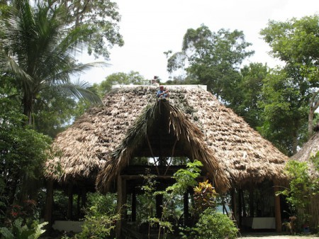In Guatemala, the Ecolodge El Sombrero in the Peten region supports local communities and initiatives for conserving the Yaxha-Nakum-Naranjo National Park
