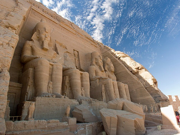 Photo of the Week (18 September 2011) Abu Simbel Temple, Luxor and Aswan, Egypt