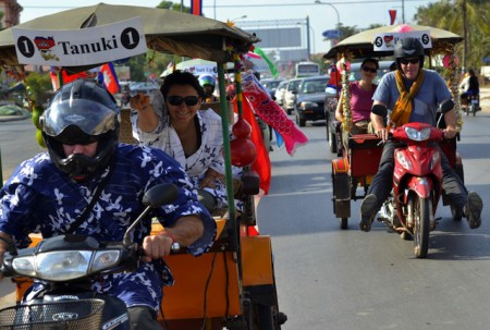 top five rickshaws- large minority cambo challenge