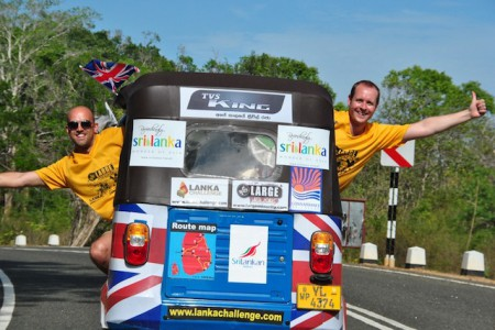 top five rickshaws- large minority lanka challenge