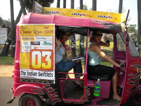 top five rickshaws- rickshaw challenge