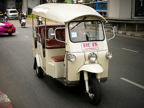 Local Transport Around The World Three Wheeled Wonders